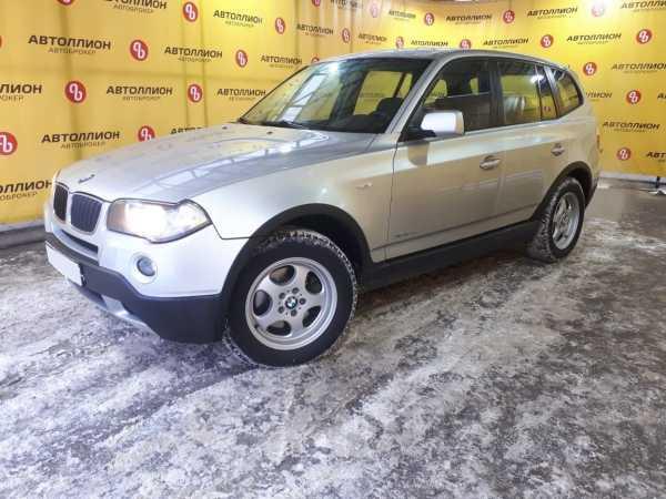 BMW X3, 2009 год, 690 000 руб.