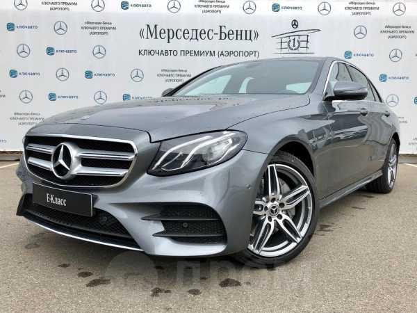 Mercedes-Benz E-Class, 2019 год, 3 580 000 руб.