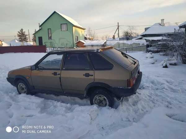 Лада 2109, 1999 год, 100 000 руб.