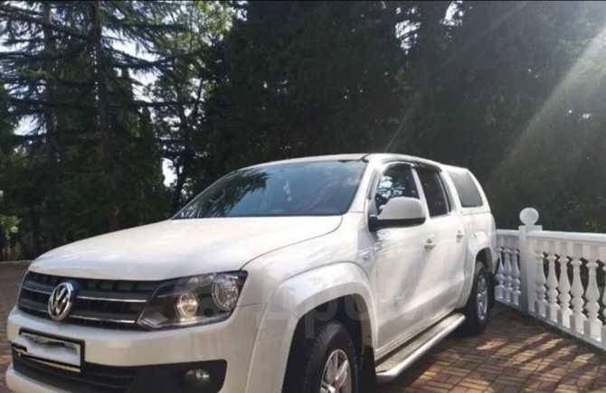 Volkswagen Amarok, 2012 год, 980 000 руб.