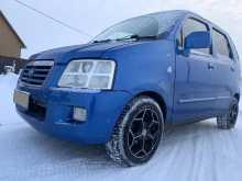 Курган Wagon R Solio 2002