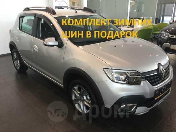 Renault Sandero Stepway, 2019 год, 953 280 руб.