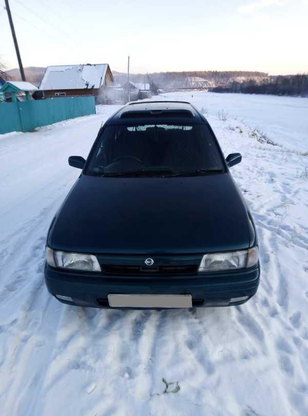 Nissan AD, 1990 год, 165 000 руб.
