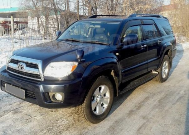 Toyota Hilux Surf, 2009 год, 1 399 999 руб.