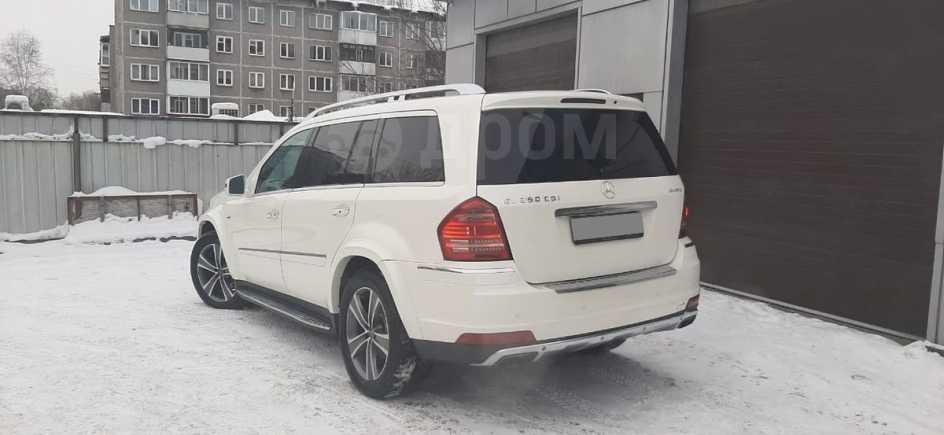 Mercedes-Benz GL-Class, 2011 год, 1 300 000 руб.