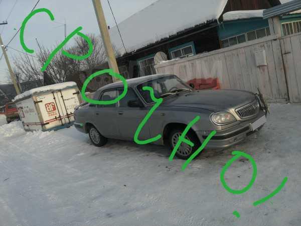 ГАЗ 31105 Волга, 2004 год, 97 000 руб.