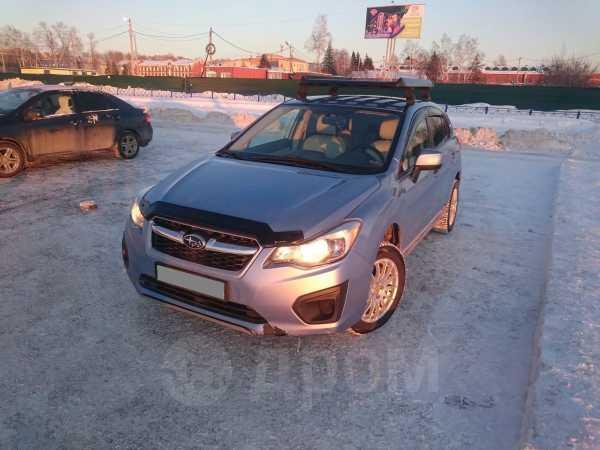 Subaru XV, 2012 год, 670 000 руб.