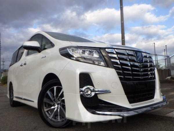Toyota Alphard, 2015 год, 2 530 000 руб.