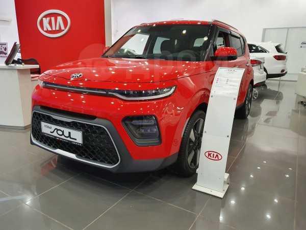 Kia Soul, 2019 год, 1 610 900 руб.