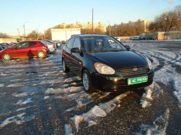 Hyundai Verna, 2008 год, 249 000 руб.
