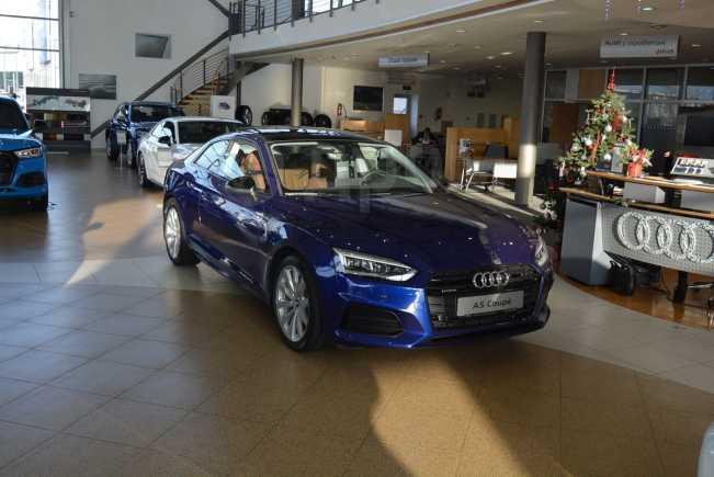 Audi A5, 2019 год, 4 087 273 руб.