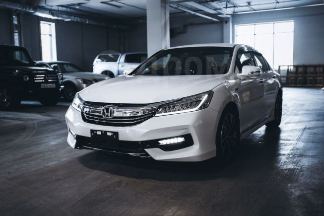 Honda Accord, 2016 год, 1 450 000 руб.
