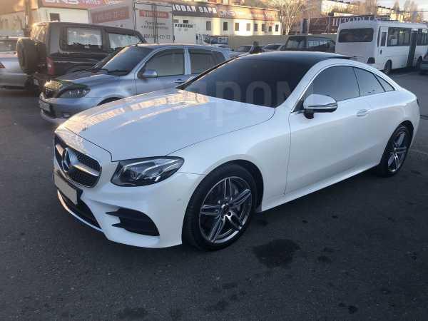 Mercedes-Benz E-Class, 2018 год, 3 950 000 руб.