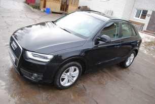 Брянск Audi Q3 2012