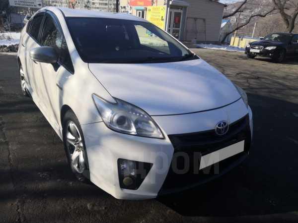 Toyota Prius, 2010 год, 505 000 руб.