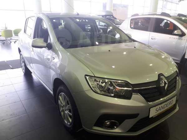 Renault Sandero, 2019 год, 743 970 руб.