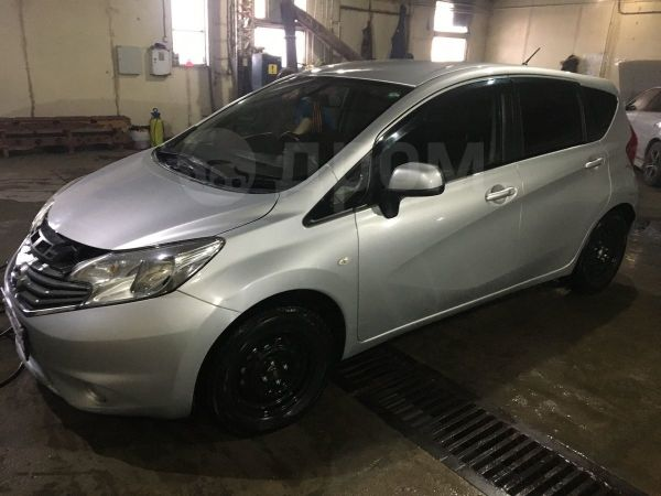 Nissan Note, 2013 год, 375 000 руб.