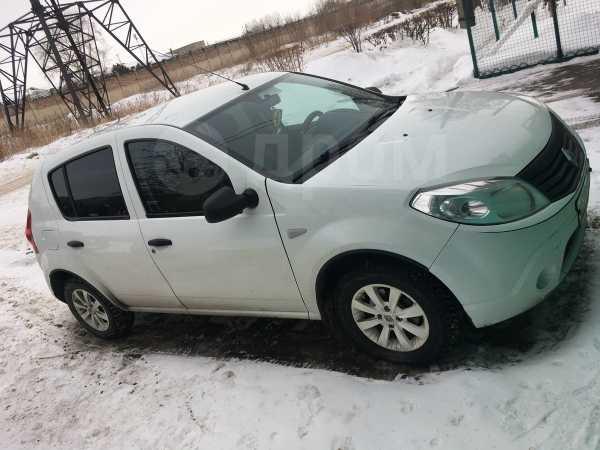 Renault Sandero, 2013 год, 270 000 руб.