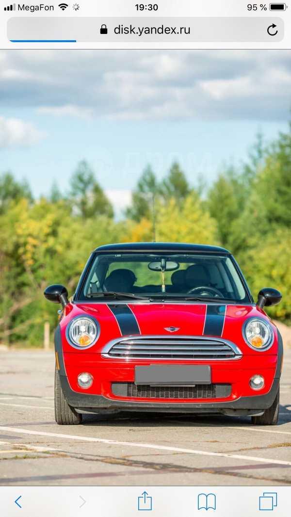 Mini Hatch, 2010 год, 1 000 000 руб.