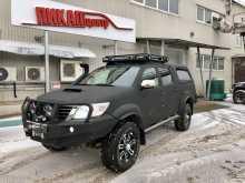 Москва Hilux Pick Up 2014