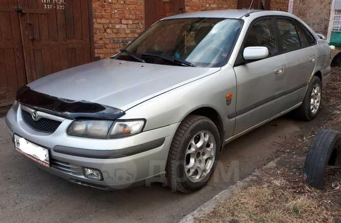 Mazda 626, 1998 год, 200 000 руб.