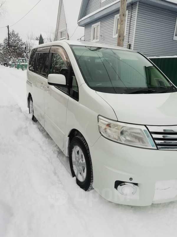 Nissan Serena, 2008 год, 390 000 руб.