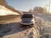 Петропавловск-Камчатский Fit Shuttle 2014