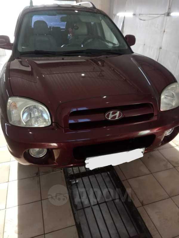 Hyundai Santa Fe Classic, 2007 год, 475 000 руб.