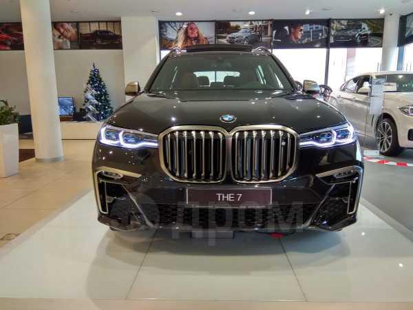 BMW X7, 2019 год, 9 870 000 руб.