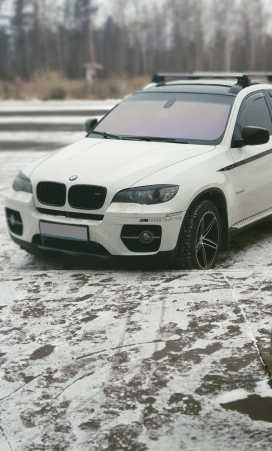 Братск BMW X6 2008