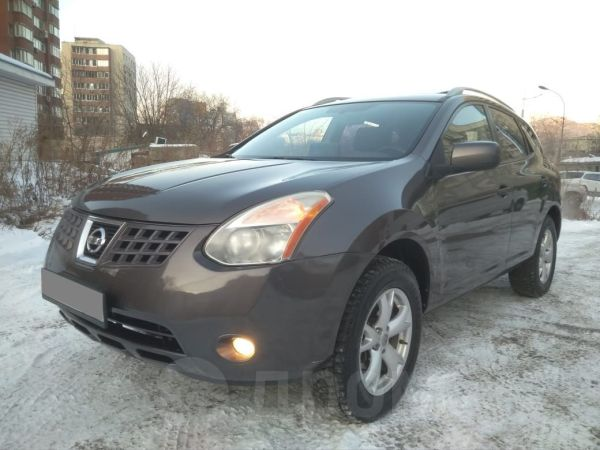 Nissan Rogue, 2008 год, 525 000 руб.