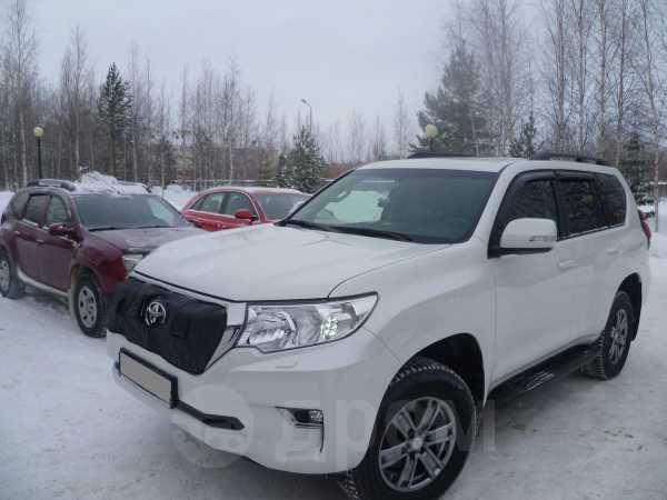 Toyota Land Cruiser Prado, 2019 год, 3 150 000 руб.