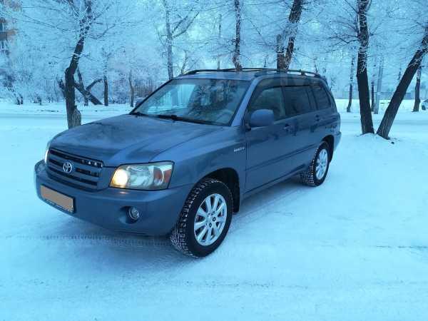 Toyota Highlander, 2004 год, 770 000 руб.