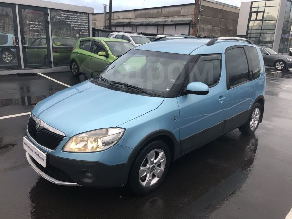 Skoda Roomster, 2011 год, 359 000 руб.