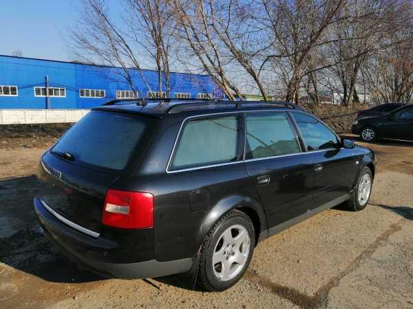 Audi A6, 2002 год, 245 000 руб.