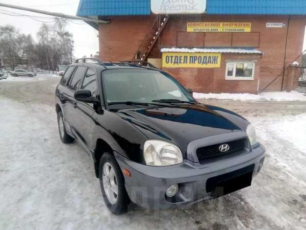 Hyundai Santa Fe Classic, 2001 год, 299 000 руб.