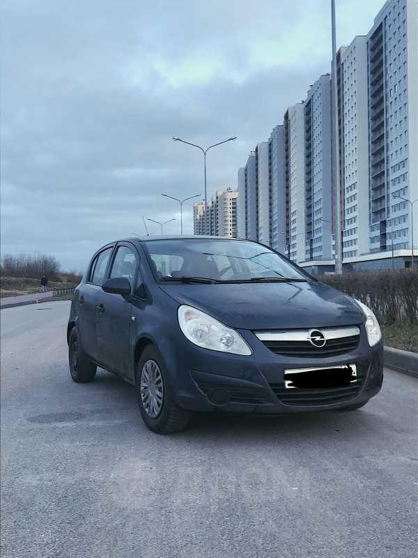 Opel Corsa, 2008 год, 165 000 руб.