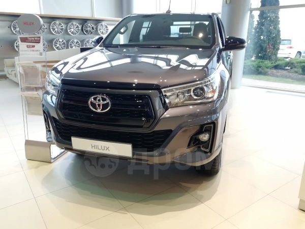 Toyota Hilux Pick Up, 2019 год, 2 950 000 руб.