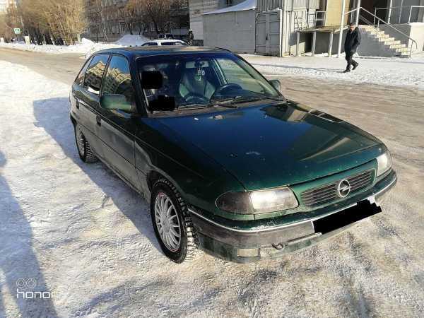 Opel Astra, 1995 год, 100 000 руб.