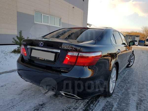 Lexus LS600hL, 2007 год, 3 450 000 руб.