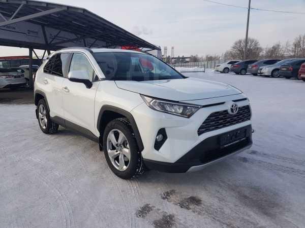 Toyota RAV4, 2019 год, 2 400 790 руб.