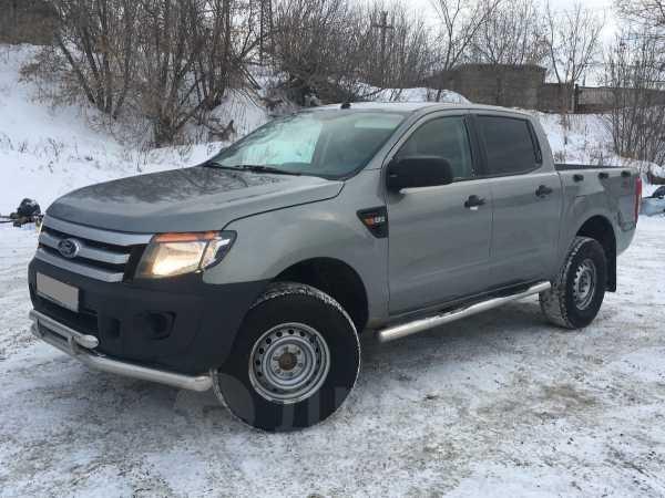 Ford Ranger, 2013 год, 1 000 000 руб.