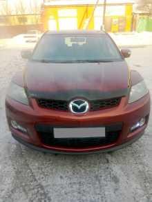 Кызыл Mazda CX-7 2008
