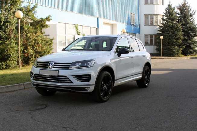 Volkswagen Touareg, 2016 год, 2 200 000 руб.