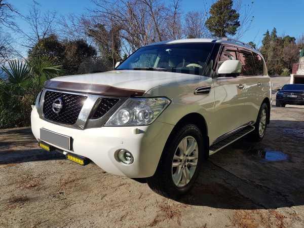 Nissan Patrol, 2013 год, 1 900 000 руб.