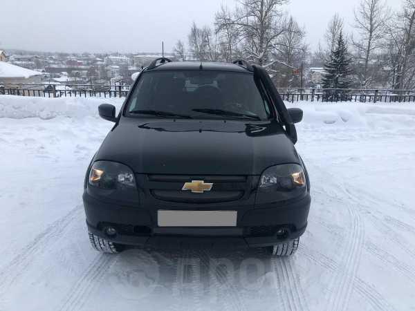 Chevrolet Niva, 2018 год, 600 000 руб.