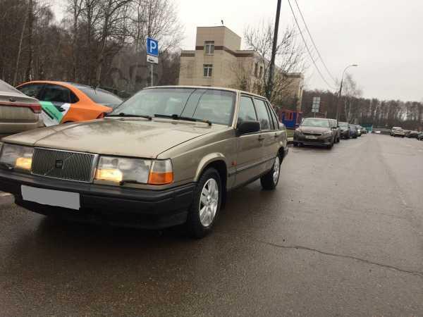 Volvo 940, 1995 год, 127 777 руб.
