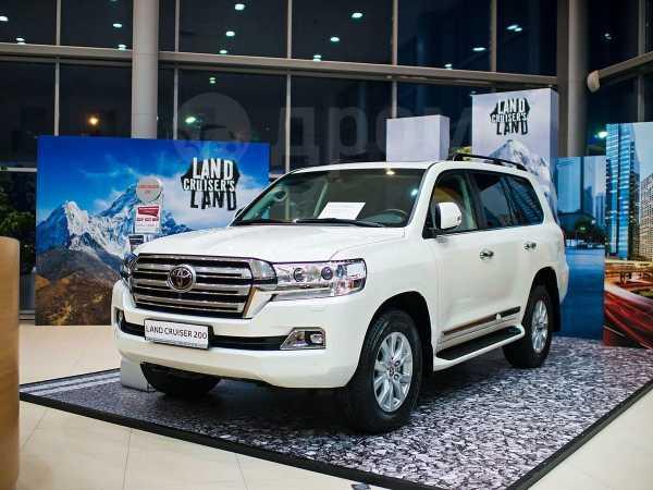 Toyota Land Cruiser, 2020 год, 5 521 000 руб.