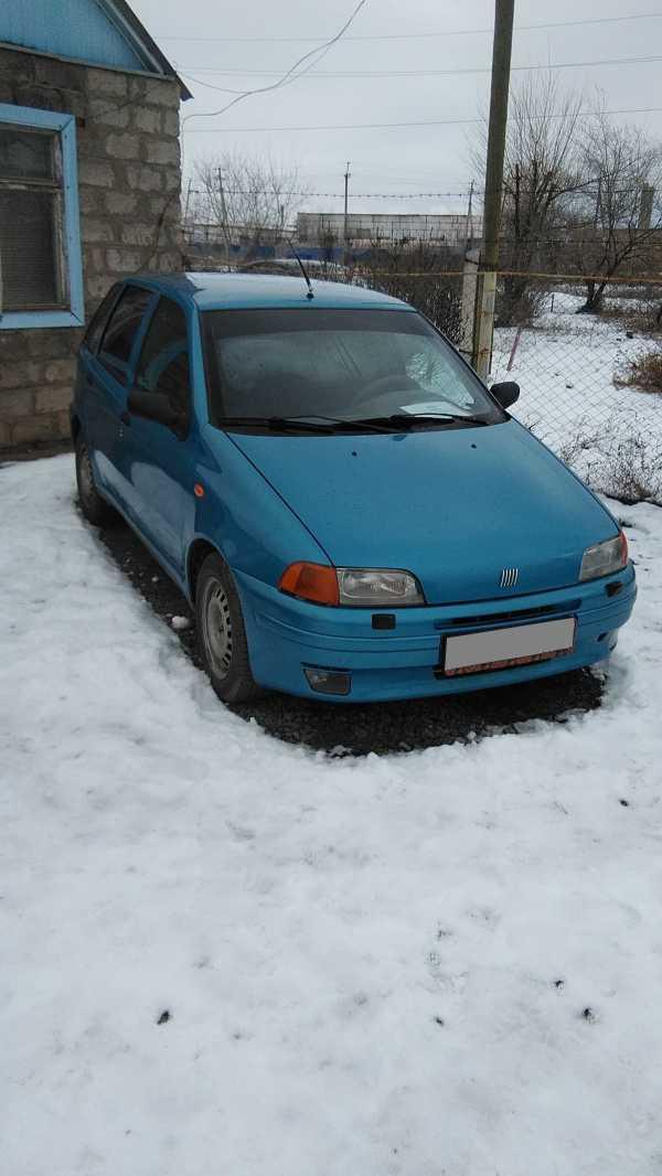 Fiat Punto, 1998 год, 93 000 руб.