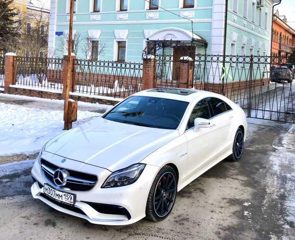 Mercedes-Benz CLS-Class, 2014 год, 3 250 000 руб.